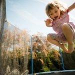 Das Trampolin richtig absichern – so werden alle Gefahren eliminiert